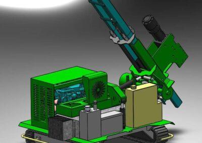 IAI-USA.com Solar Pile Driver 2